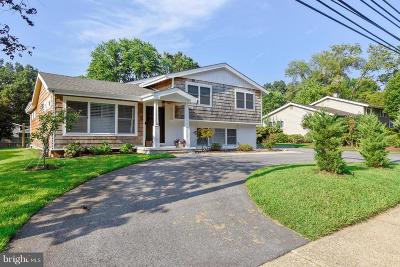 Severna Park Single Family Home For Sale: 207 Benfield Road