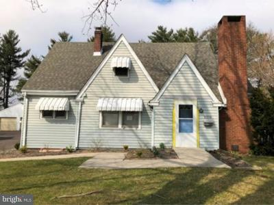 Robbinsville Single Family Home For Sale: 2378 Route 33