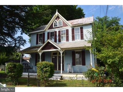 Middletown Single Family Home For Sale: 8-10 N Cass Street