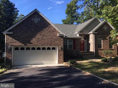 Single Family Home For Sale: 103 Eagle Court