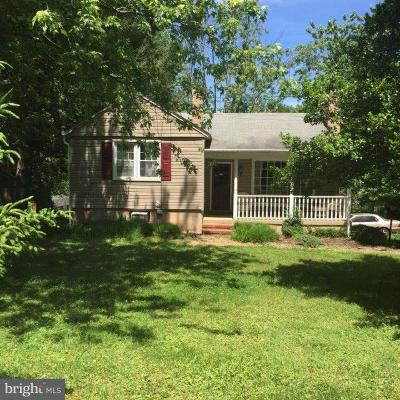 Perry Hall Single Family Home For Sale: 9910 Hidden Valley Road