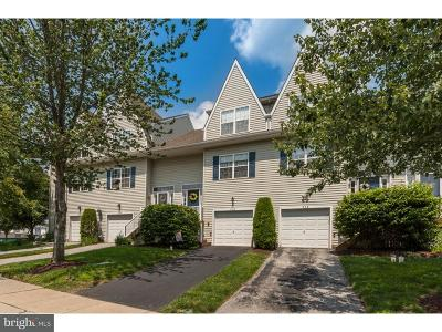 Downingtown Townhouse For Sale: 206 Jefferson Avenue