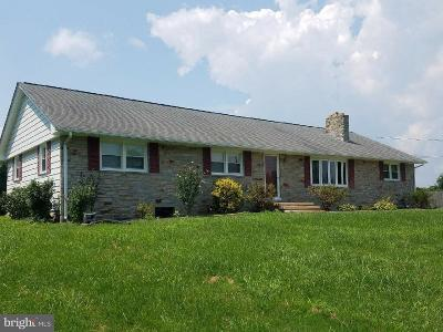 Port Deposit Single Family Home Under Contract: 108 Camp Meeting Ground Road