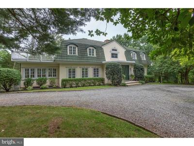 Hopewell Single Family Home For Sale: 48 Poor Farm Road
