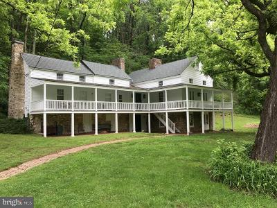 Madison County Single Family Home For Sale: 336 Weakley Hollow Road