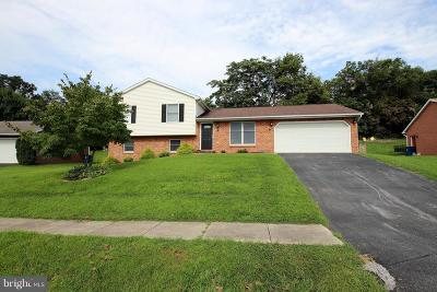 Smithsburg Single Family Home For Sale: 46 Byron Drive