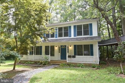Lexington Park Single Family Home For Sale: 19385 North Snow Hill Manor Road