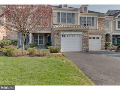 Princeton Townhouse For Sale: 33 Tree Swallow Drive #P