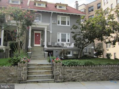 Kalorama Rental For Rent: 2328 Ashmead Place NW