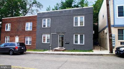 Brentwood Multi Family Home For Sale: 1308 Gallaudet Street NE