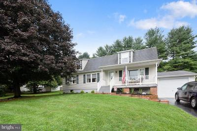 Westminster Single Family Home For Sale: 2716 Coon Club Road