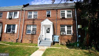 Brookland Multi Family Home For Sale: 2912 8th Street NE