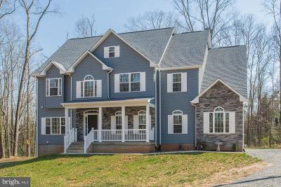 Fauquier County Single Family Home For Sale: 7233 Oak Shade Road