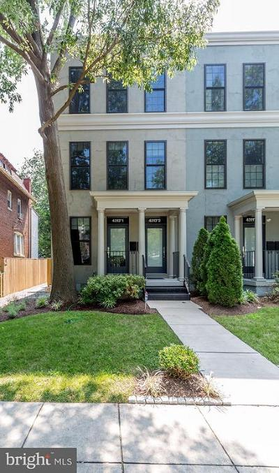 Petworth Rental For Rent: 4313 New Hampshire Avenue NW #2