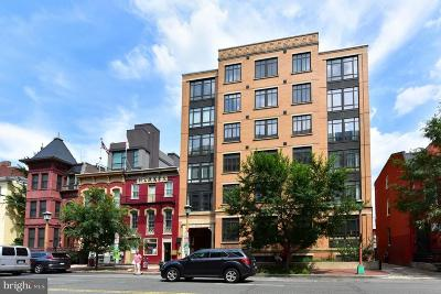Washington Condo For Sale: 809 6th Street NW #43