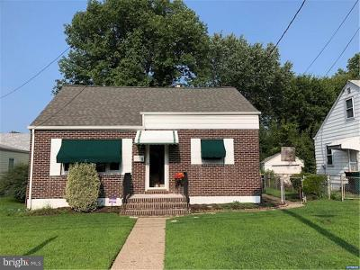Wilmington DE Single Family Home For Sale: $209,900