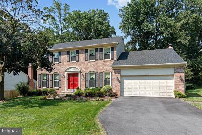 Silver Spring Single Family Home For Sale: 14720 Peachwood Drive