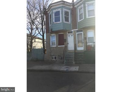 Wilmington DE Single Family Home For Sale: $30,000