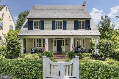 Annapolis Single Family Home For Sale: 8 Acton Place