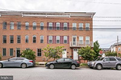 Locust Point Townhouse For Sale: 1202 Hull Street
