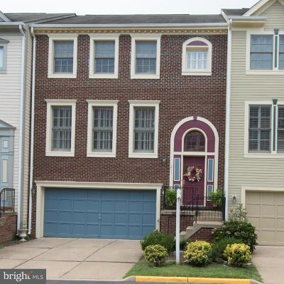 Leesburg Townhouse For Sale: 211 Town Branch Terrace SW
