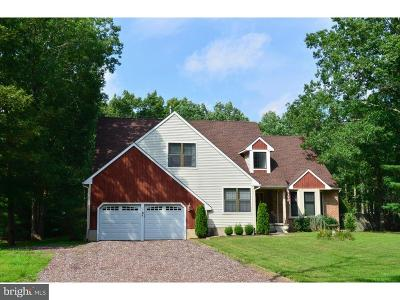 Hammonton Single Family Home For Sale: 61 Fleming Pike