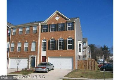 Lorton Townhouse For Sale: 8237 Shannons Landing Way