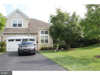 Exton Townhouse For Sale: 501 Downing Court