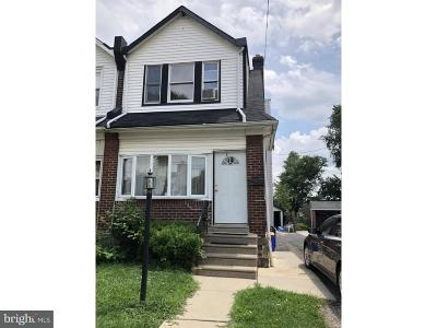 Philadelphia Single Family Home For Sale: 7237 Montour Street