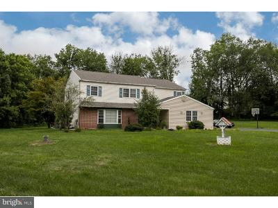 Collegeville Single Family Home For Sale: 124 Caroline Drive