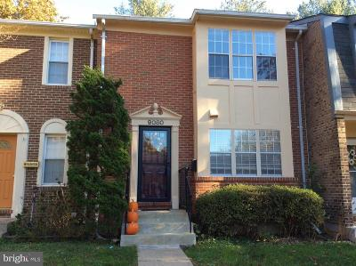 Springfield Townhouse For Sale: 9080 Giltinan Court