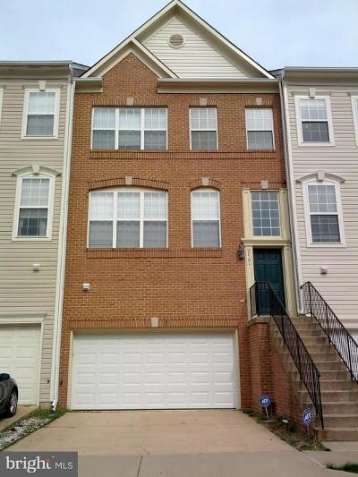 Alexandria Townhouse For Sale: 7701 Martin Allen Court
