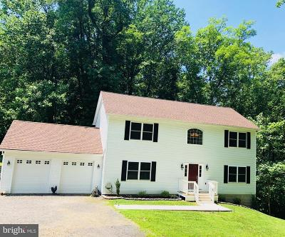 Chesapeake Beach Single Family Home For Sale: 3955 Breezy Point Road