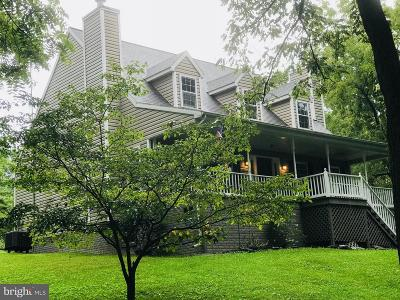 Harpers Ferry Single Family Home For Sale: 831 Engle Switch Road