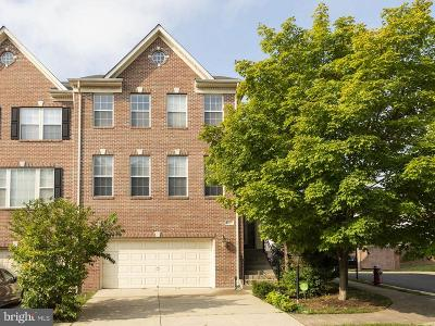 Chantilly Townhouse For Sale: 13951 James Cross Street