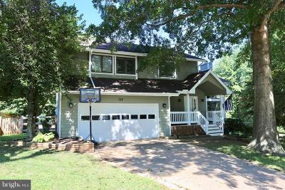 Fauquier County Single Family Home For Sale: 122 Brenda Court