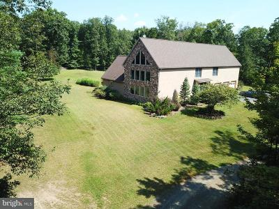 Perry County Single Family Home For Sale: 1912 Honeysuckle Hollow Road