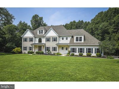 Langhorne PA Single Family Home For Sale: $795,000