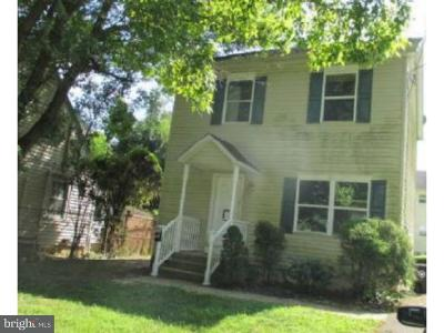 Ewing Single Family Home For Sale: 13 Rosedale Avenue