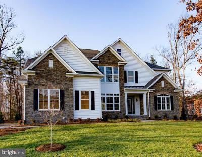 Spotsylvania Single Family Home For Sale: Lot 28 Highclere Lane #LOT 28