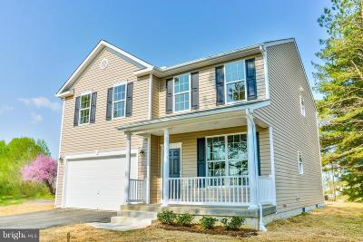 Spotsylvania Single Family Home For Sale: Stockade Drive