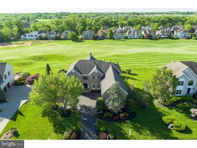 Moorestown Single Family Home Active Under Contract: 112 Muirfield Court