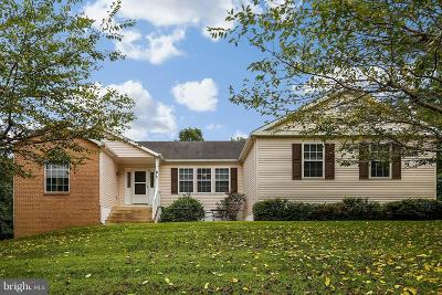 Stafford VA Single Family Home For Sale: $389,000