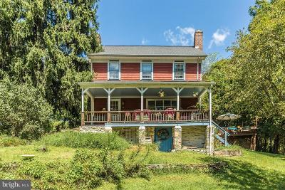 Keedysville Single Family Home For Sale: 19758 Dogstreet Road