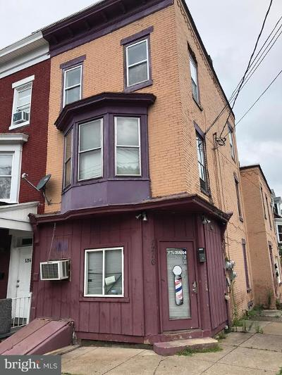 Harrisburg Multi Family Home For Sale: 1216 Walnut Street