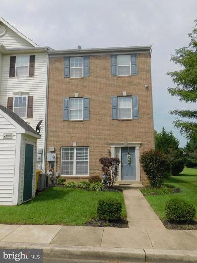 Odenton Townhouse For Sale: 2000 Crosbyside Court