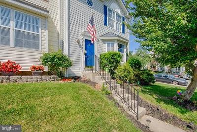 Abingdon Townhouse Under Contract: 1246 Splashing Brook Drive