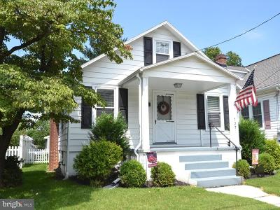 Hanover Single Family Home For Sale: 127 Allegheny Avenue