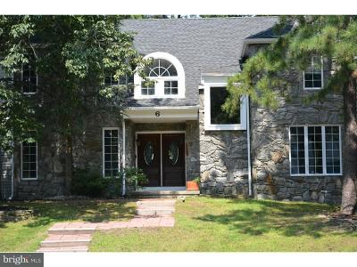 Voorhees Single Family Home For Sale: 6 Bunning Drive