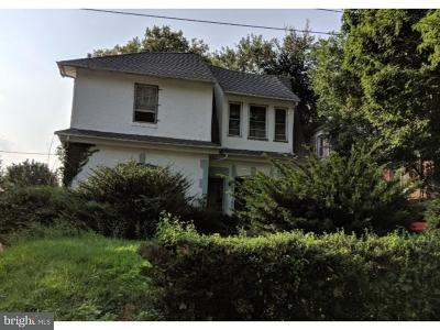 Philadelphia Single Family Home For Sale: 275 W Tulpehocken Street